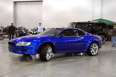 Mostra delle automobili su misura nel ` dell'Expo del croco del `, 2012 Fotografie Stock
