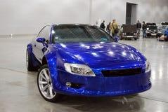 Mostra delle automobili su misura nel ` dell'Expo del croco del `, 2012 mosca Immagine Stock Libera da Diritti