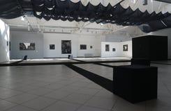 Mostra di arte contemporanea moderna Immagine Stock