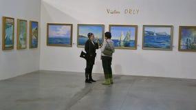 Mostra di ORLY del vincitore a Kiev Immagini Stock