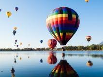 Mostra do balão Imagem de Stock Royalty Free