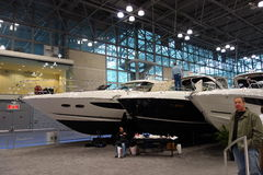 A mostra 2014 do barco de New York 142 Fotografia de Stock Royalty Free