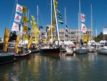Mostra do barco em Oakland Califórnia imagens de stock royalty free
