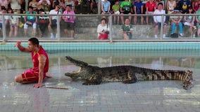 Mostra do crocodilo filme