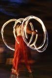 Mostra 24 do fogo Imagem de Stock Royalty Free