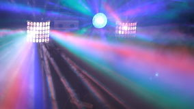 Mostra do laser video estoque