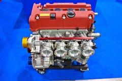 Mostra do motor de HONDA no segundo salão de beleza internacional de Banguecoque auto Imagens de Stock