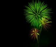 Mostra/Guy Fawkes Night dos fogos-de-artifício Imagem de Stock Royalty Free