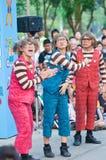 Mostra internacional da rua em Banguecoque 2010 Fotografia de Stock Royalty Free