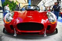 Mostra internacional de 2009 NY auto Imagem de Stock