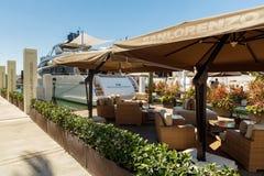 Mostra internacional do barco de Miami Imagens de Stock Royalty Free