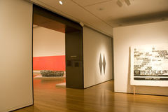 Museo di arte di Seattle Immagine Stock