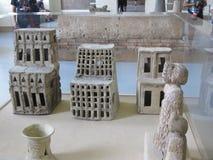 Mostra nel museo di Pergamon fotografia stock