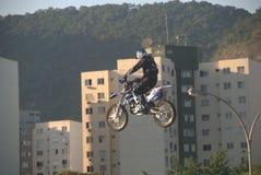 Mostra Rio de janeiro 2014 da bicicleta de Salão Fotos de Stock