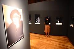 Mostra spettacolare dei gioielli da Marjorie Merriweather Collection Fotografia Stock Libera da Diritti
