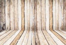 Mostrar la textura de madera del fondo Fotos de archivo libres de regalías