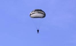 Mostras transportadas por via aérea das forças aéreas malaias reais Foto de Stock