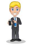 Mostre fora Smartphone Ilustração do Vetor