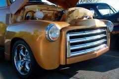 Mostre o caminhão Foto de Stock Royalty Free