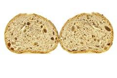 Mostre o pão do corte Foto de Stock Royalty Free