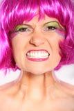 Mostre seus dentes! Fotos de Stock Royalty Free