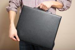 Mostri fuori il portafoglio Immagini Stock Libere da Diritti