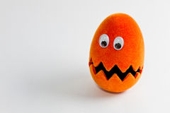 Mostro arancione - OO Fotografia Stock