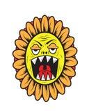 Mostro del fiore di Sun Fotografie Stock