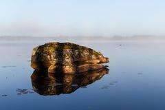 Mostro del lago Immagini Stock Libere da Diritti
