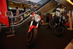 Mostro di Ducati Immagine Stock Libera da Diritti