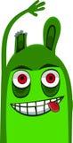 Mostro verde (103) .jpg Fotografia Stock Libera da Diritti