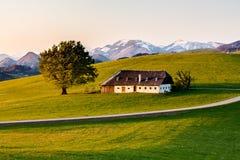 Mostviertel, Autriche Images libres de droits