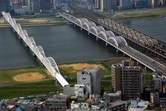 mosty Zdjęcie Royalty Free