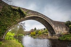 Mosty na Rzecznym Doon Zdjęcia Royalty Free
