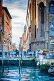 Mosty w Wenecja Zdjęcie Royalty Free
