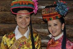 Mosuo damtoalett, Kina arkivfoton