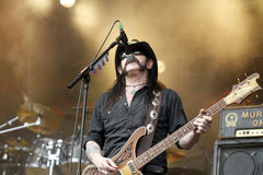 Motörhead Royalty Free Stock Photo