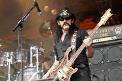 Motörhead Royalty Free Stock Images