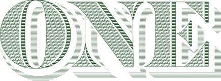 mot de la facture une illustration stock