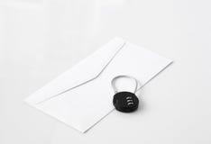 Mot de passe de sécurité d'email Photos stock