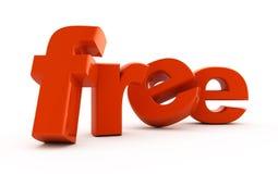 Mot libre. Photos stock