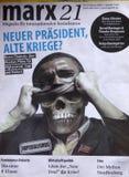 mot politik för demonstration g20 Arkivfoto