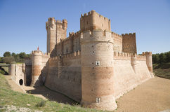 Mota's Castle Royalty Free Stock Image
