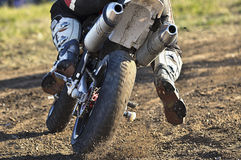 Motard Stock Image