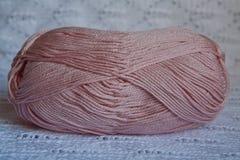 Motek bawełniana przędza Obrazy Stock