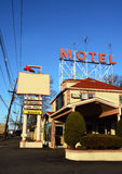 Motel Stock Photo