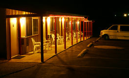 motel zdjęcie stock