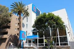 Motel 6 zdjęcia stock
