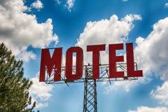 Motel auf der Svilajnac-Landstraße Lizenzfreie Stockfotos