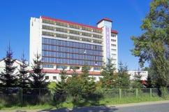 Motel BALTICA Stock Image